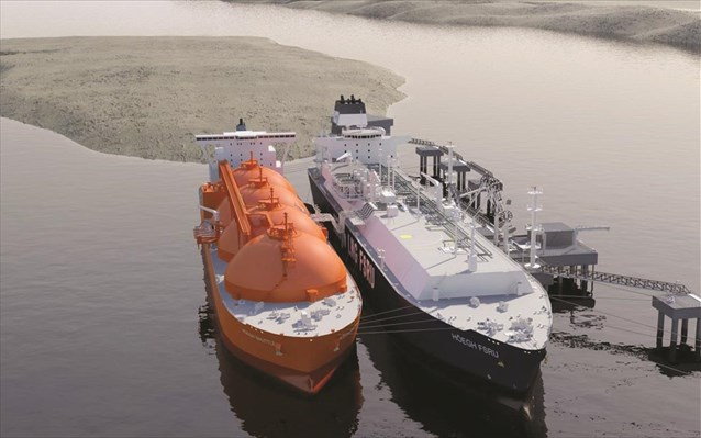 ploio lng carriers